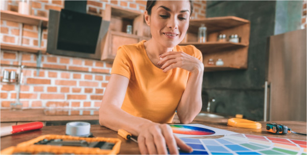 تعرّفي على علم العلاج بالألوان واستغليه في أثاث بيتكِ