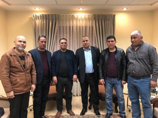 قطامي: ملتزمون بقرارات الرئيس بتوجيه الدعم العربي والإسلامي لمستحقيه