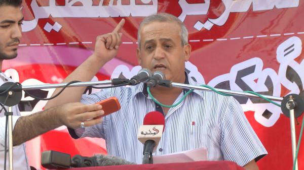 """مزهر: لا نقبل نظرية """"المؤامرة"""" وعلى حماس وقف الجباية وتحقيق مطالب الشعب"""
