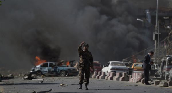 مصرع ستة أشخاص وإصابة آخرين بسلسلة انفجارات في أفغانستان