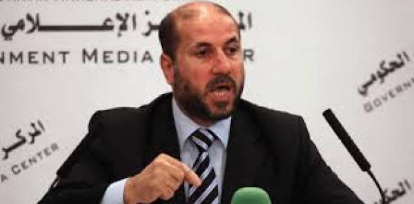 الهباش لحماس: من أنتم حتى تتسلطوا على رقاب الناس