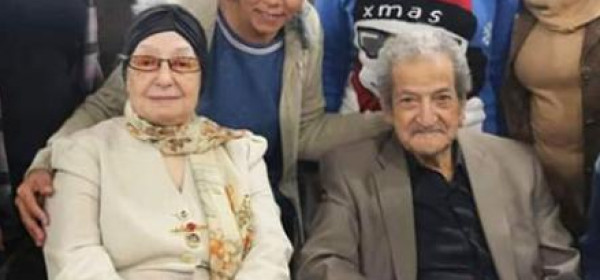 بعد 70 عامًا من الانتظار.. أديب مصري يتزوج حبيبة الطفولة في عمر الثمانين