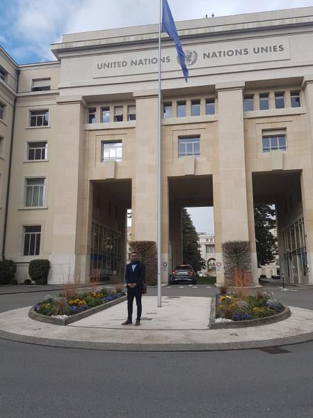 قضايا النقب في أروقة الأمم المتحدة في جنيف