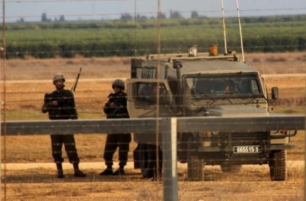 قوات الاحتلال تُطلق قنابل الغاز تجاه رعاة الأغنام شمال القطاع