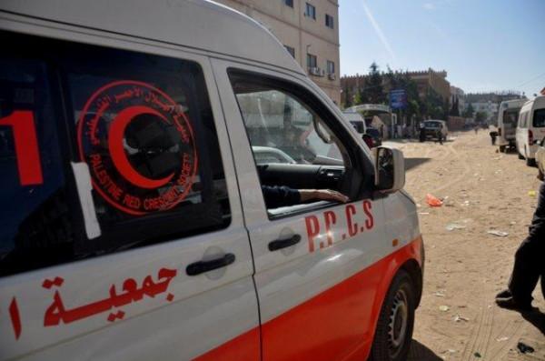 وفاة طفل بعد صدمه من قبل مركبة وسط مدينة غزة