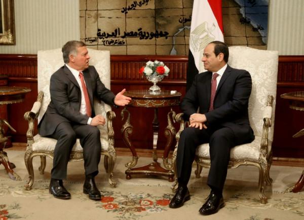 قمة ثلاثية عربية تجمع الأردن والعراق ومصر في القاهرة