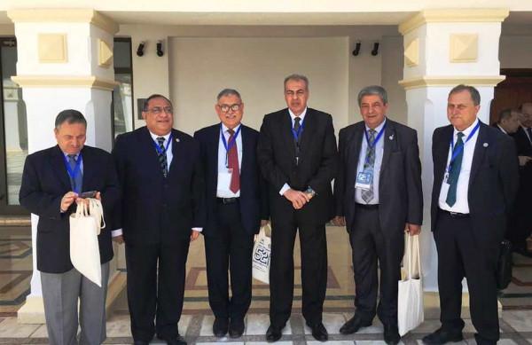 اختيار رئيس جامعة الأزهر بغزة مقرراً للمؤتمر العام لاتحاد الجامعات العربية
