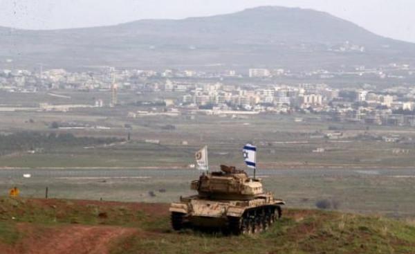 أول تحرك للجيش الإسرائيلي في الجولان السوري