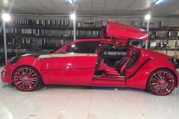 تعرّف على أول سيارة صُنعت في سلطنة عُمان