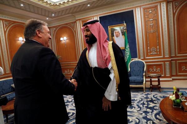 وزير الخارجية الأمريكي: الرياض غير آمنة