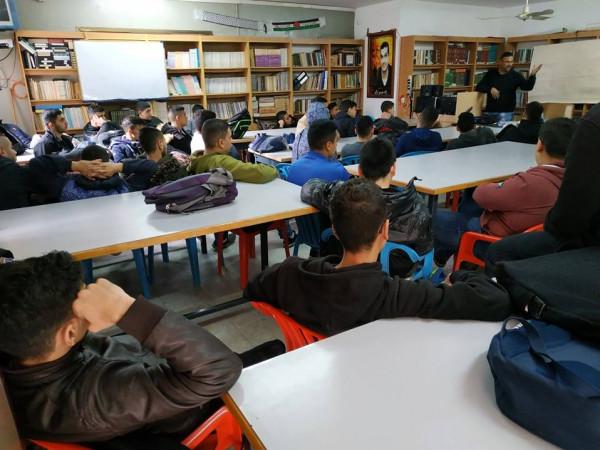 شبيبة قلقيلية تنظم محاضرة حول السلوكيات الوطنية والأدبية