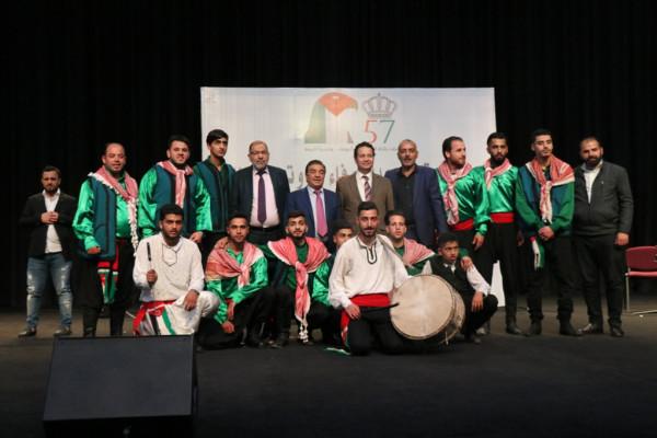 رئيس بلدية الخليل يُمثل فلسطين في يوم الكرامة بالأردن