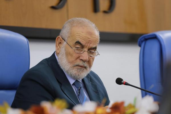 بحر يبرق لرئيس البرلمان العراقي معزيًا بضحايا بحادثة العبارة