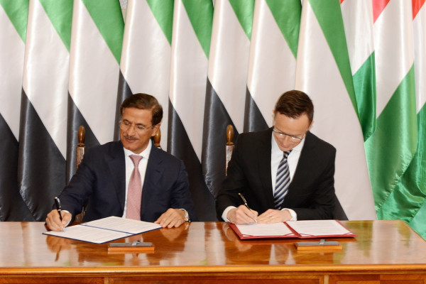 الإمارات والمجر يتفقان على آليات لنقل وتوطين التكنولوجيا والعلوم المتقدمة