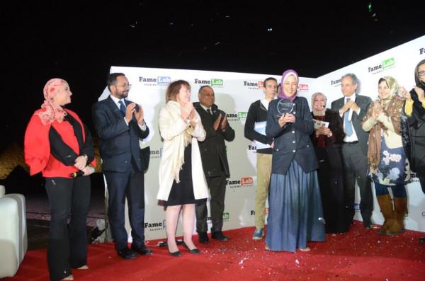 ندي علي وأحمد الفقي يحصدان المركز الأول والثاني بمسابقة مختبر الشهر