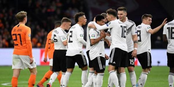 شاهد: ألمانيا تتفوق على هولندا في تصفيات كأس الأمم الأوروبية