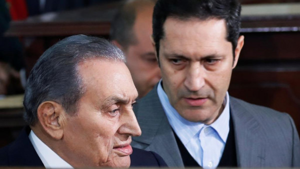 """""""علاء مبارك"""" يتحدث عن ثروة والده في سويسرا"""