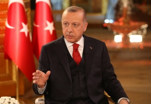 أردوغان: سأنقل قضية الجولان للأمم المتحدة
