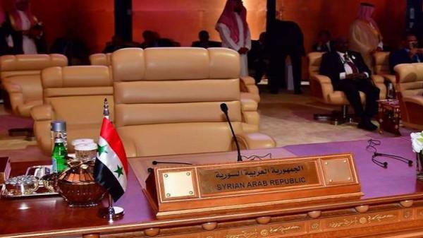عودة سوريا إلى الجامعة العربية غير مُدرج على جدول أعمال قمة تونس