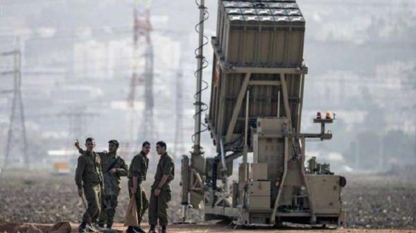 تحقيق إسرائيلي عاجل بفشل القبة الحديدة باعتراض صاروخ غزة