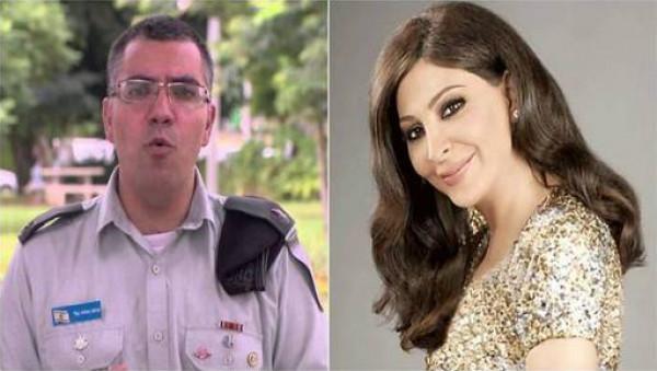 شاهد: عبر تويتر.. إليسا تُغرد لفلسطين وأفيخاي يرد بالهجوم على حماس