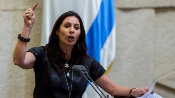 وزيرة إسرائيلية تدعو للعودة إلى سياسة الاغتيالات