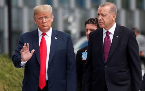 تركيا تُوضح موقفها من قرار ترامب حول الجولان