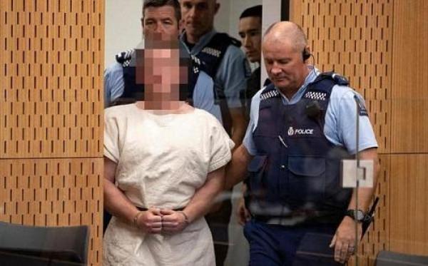 سفاح نيوزيلندا في سجن مشدد ومحروم من كل شيء