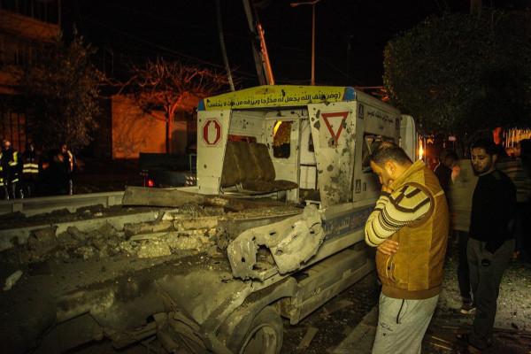 شاهد: أضرار كبيرة في المنشآت المدنية بغزة جراء القصف الإسرائيلي