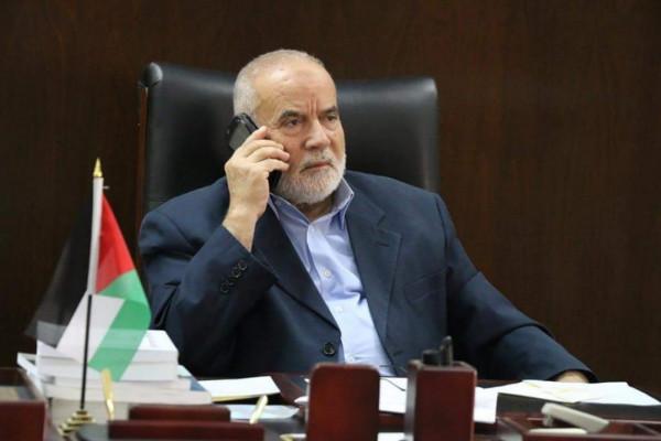 بحر: إعلان الاحتلال بدء عملية عسكرية ضد غزة هو بمثابة إعلان حرب