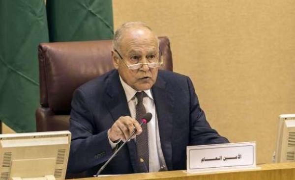 أمين عام الجامعة العربية: إعلان ترامب حول الجولان باطل