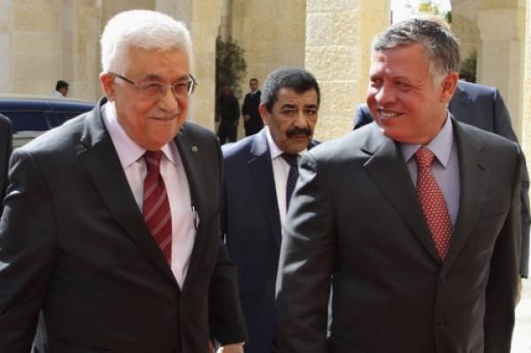 قُبيل القمة العربية.. اتصال هاتفي بين الرئيس عباس والملك عبد الله