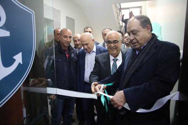 """""""الأهلية للتأمين"""" تحتفل بافتتاح فرعها الجديد في رفيديا بمدينة نابلس"""
