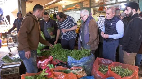 فندق حوش السريان يستضيف مشاهيرة الطهاة بفرنسا ضمن اسابيع الطهي الفرنسي بفلسطين