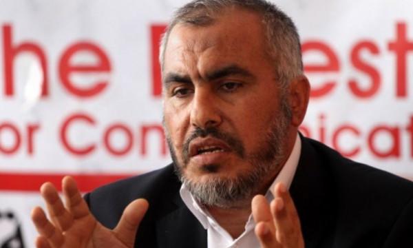 غازي حمد: ضد الحوار واللقاء مع ادارة ترامب ونؤكد على ضرورة مقاطعتها