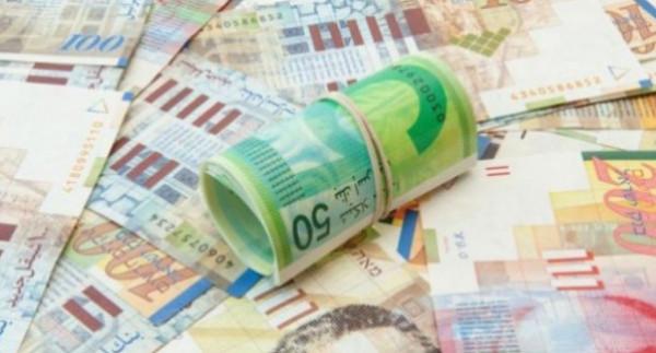 مجدداً.. إسرائيل تخصم (42) مليون شيكل من أموال المقاصة الفلسطينية