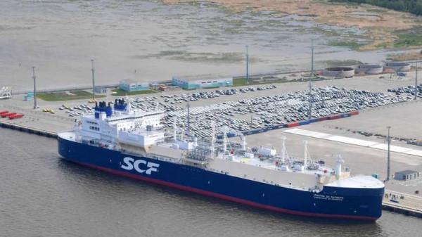 روسيا تتقدم على أمريكا بإمدادات الغاز المسال لأوروبا