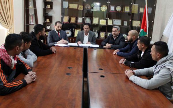 بيت لحم: الاعلان عن تشكيل مجلس اتحاد طلبة جامعة فلسطين الأهلية