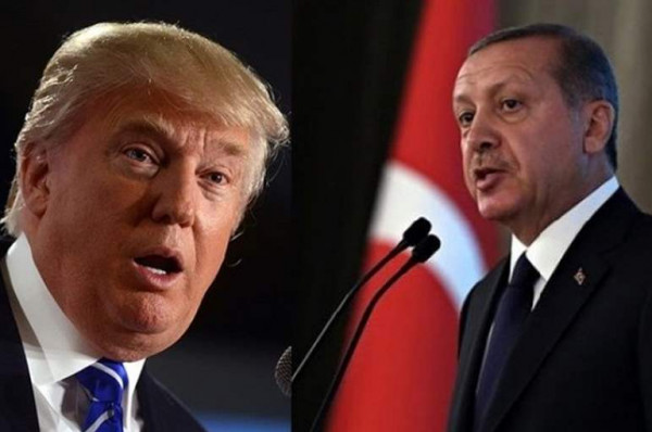 Turkey puts the United States between two options