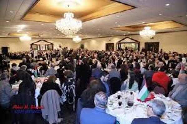 جمعية النجدة في ديترويت تحيي يوم الارض بحفل مميز