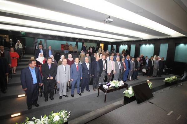 اختتام فعاليات مسابقة (نجمة القدس.. عاصمة فلسطين الأبدية) في عمّان