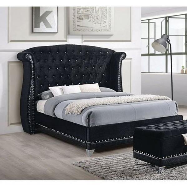السرير عالي الظهر يرضي أصحاب الذوق الكلاسيكي