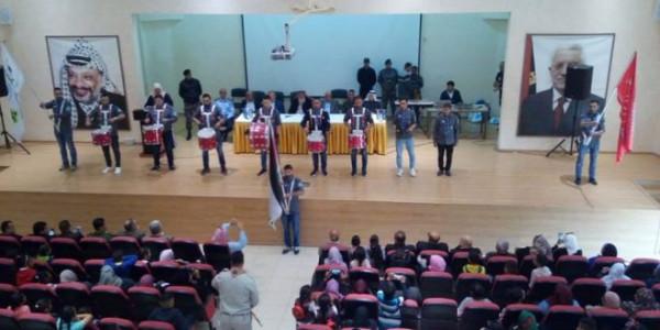 الشرطة تستضيف فعاليات المهرجان السنوي التاسع للأيتام في اريحا
