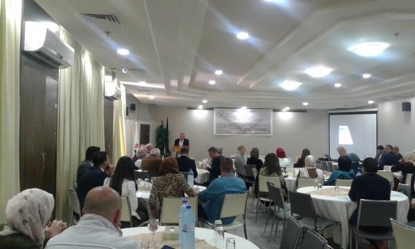 مستشفى المقاصد ينظم مؤتمره الثاني حول اضطراب طيف التوحد في مدينة أريحا