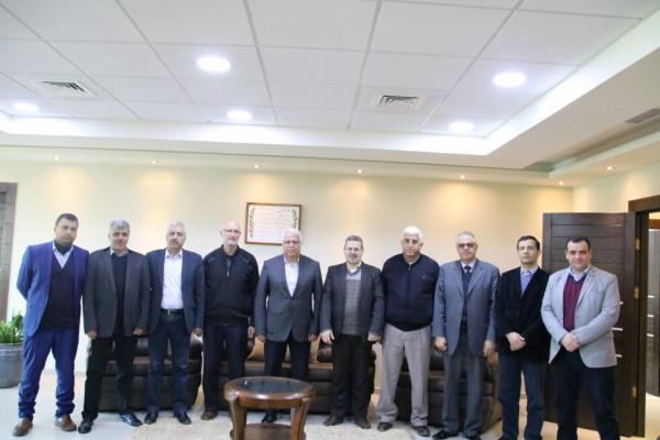 اعتماد برنامج الدكتوراه المُشترك في هندسة تكنولوجيا المعلومات في جامعة بوليتكنك فلسطين