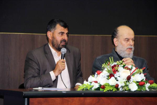 جامعة فلسطين الأهلية تنظم محاضرة للدكتور بسام جرار