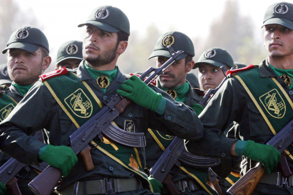 revolutionary guard: we will teach the united states a lesson will not forget
