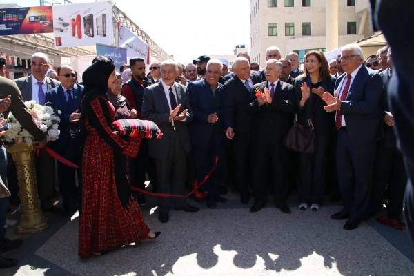 """جامعة بوليتكنك فلسطين تفتتح فعاليات أيام البوليتكنك تحت شعار """"الحرية للأسرى والمسرى"""""""