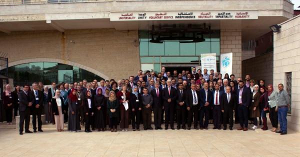 رام الله: الدعوة لانشاء مركز بحوث فلسطيني يلبي الاحتياجات الوطنية العلمية