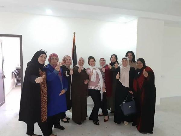 دائرة المرأة تعقد اجتماعها بحضور الأمين العام